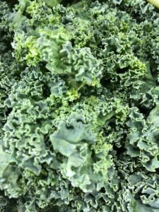 Kale is a dark leafy green superfood that is loaded with beneficial nutrients